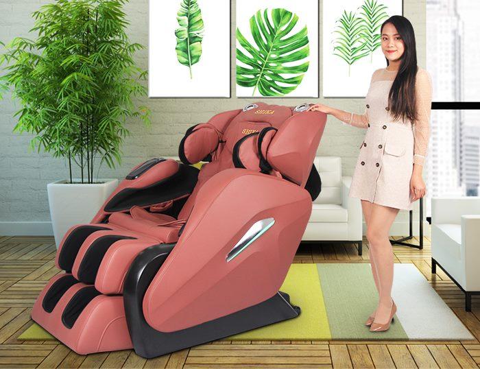 Ghế massage toàn thân Shika SK-118