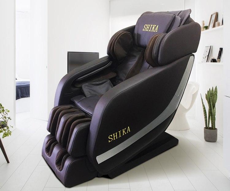 Ghế massage toàn thân Shika SK-8926 (Đen)