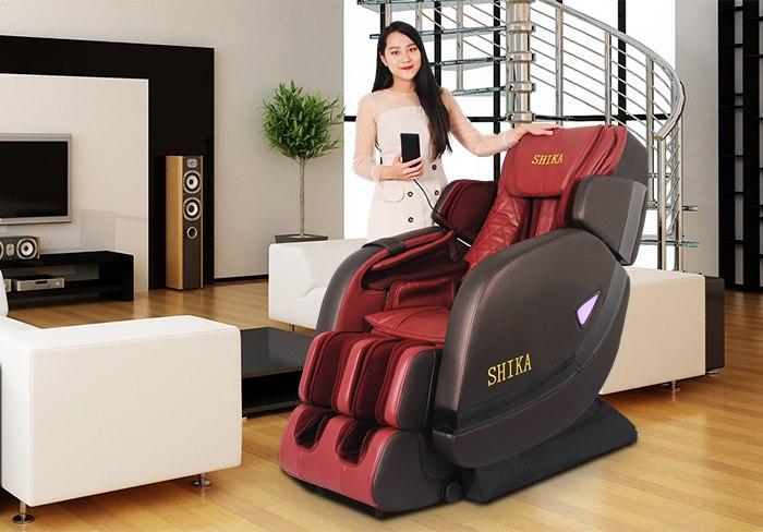 Ghế massage toàn thân Shika SK-8928A